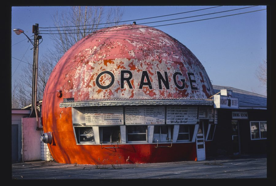 Orange Julep, Route 9, Plattsburgh, New York
